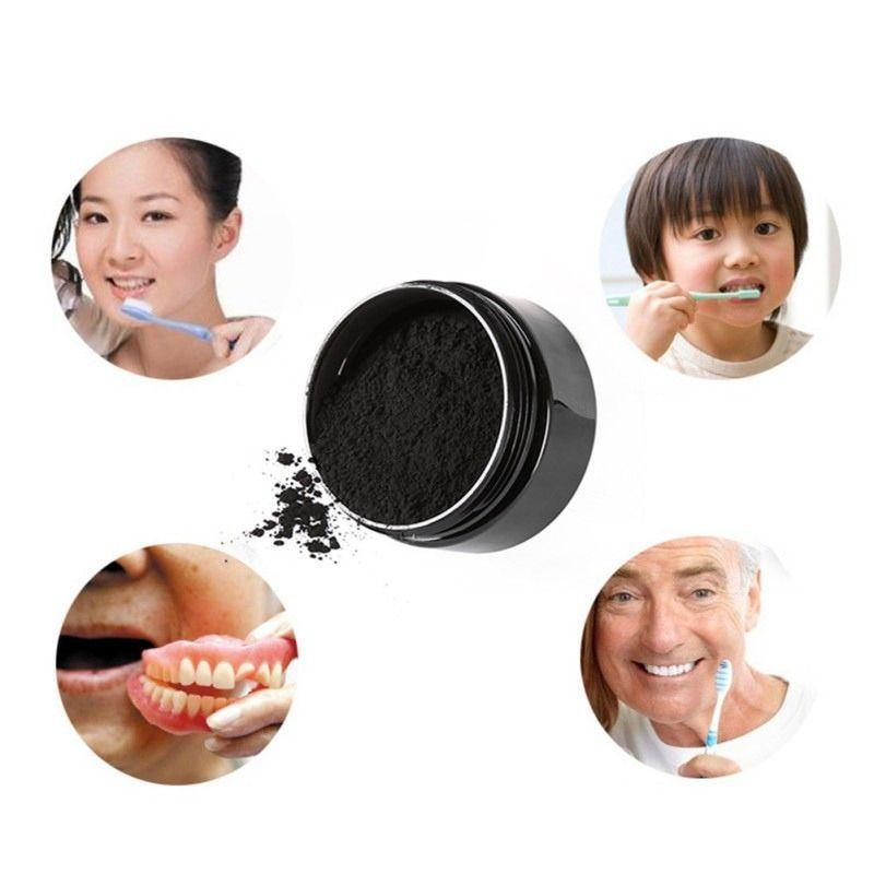 Teeth Whitening Charcoal Powder - LM Collection