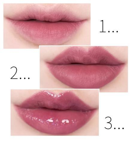 Waterproof Lip Gloss - LM Collection