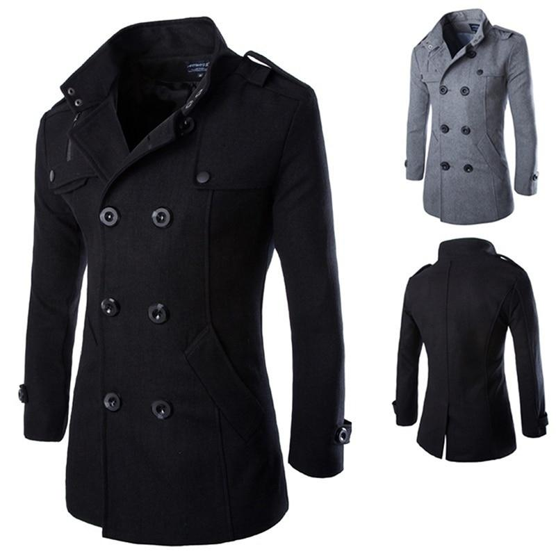 Winter Stylish Casual Coat - LM Collection