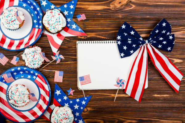 Plan a party to celebrate Flag Day