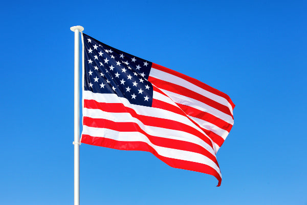 The Stars and Stripes Flag