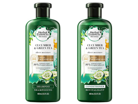 Herbal Essences Cucumber Green Tea