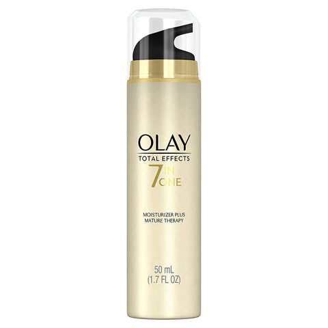 Olay Total Effects 7 in One Moisturizer Mature Therapy Treatment