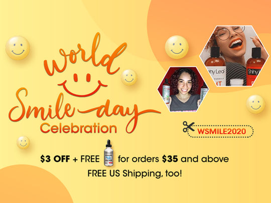World Smile Day 2020 Sale
