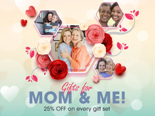 AWESOME GIFTS FOR MOM & ME