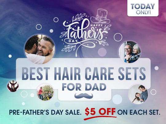Pre-Father's Day Sale: $5 off on each set