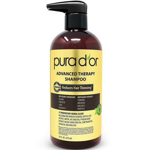 Pura Dor Advanced Therapy Shampoo