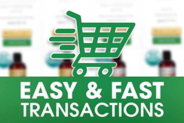 Easy and fast transactions