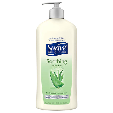 Suave Aloe Soothing Lotion