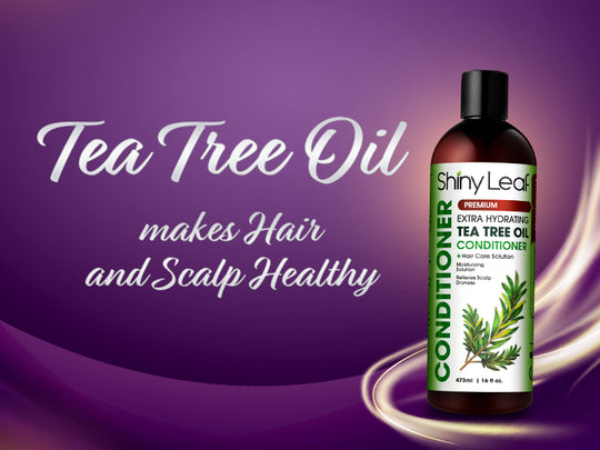 Tea Tree Oil Conditioner Giveaway Part 2
