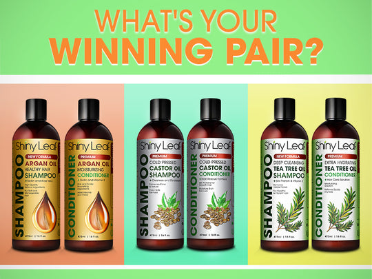 Win A Shampoo & Conditioner Set with the Perfect Pair Giveaway