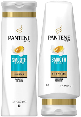 Pantene Smooth and Sleek