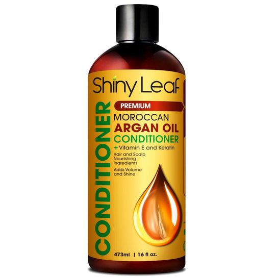Argan Oil Conditioner For Hair Growth - Premium, Natural, Paraben & Sulfate  Free