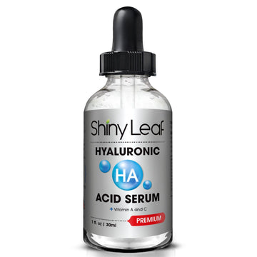 Hyaluronic Acid Serum For Face With Vitamin C Skin Care Formula