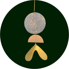 Brass Mobile Sculpture :: LARGE 01