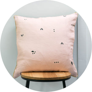 Hakea Moonrise Linen Cushion Cover