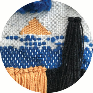 Weave a Wall Hanging - 28th JUNE + 26th JULY