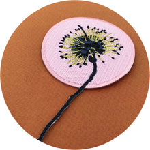 Embroidered Hakea Patch