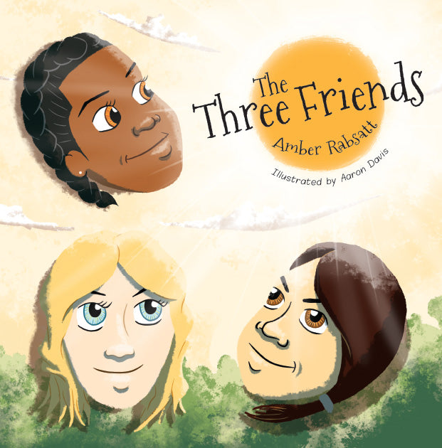 The Three Friends - Children's Book