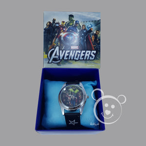Disney Watch - Avangers Design