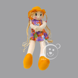 Candy Doll Stuff Small - Orange