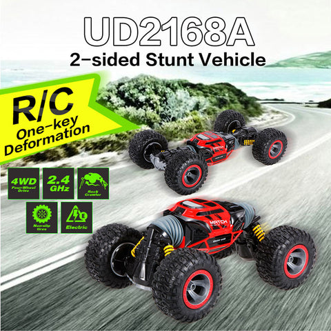 Hyper Racing Stunt R/C Car - Red