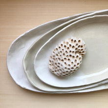 Set of 3 Half & Half Oval Dishes