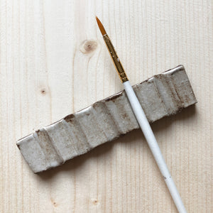 Paintbrush or Pen Rest