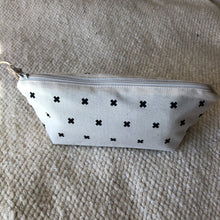 X Marks the Spot Zip Pouch