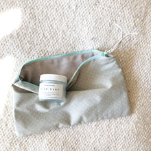Sage Medium Cosmetics Pouch