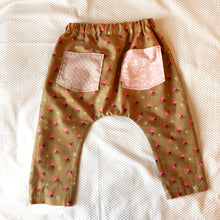 Amber Toddler Patch Pants