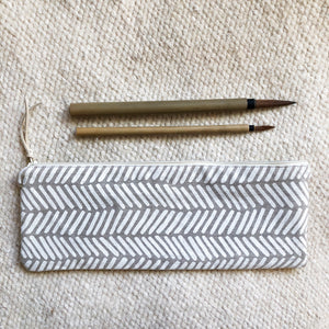 Two Directions Brush Pouch