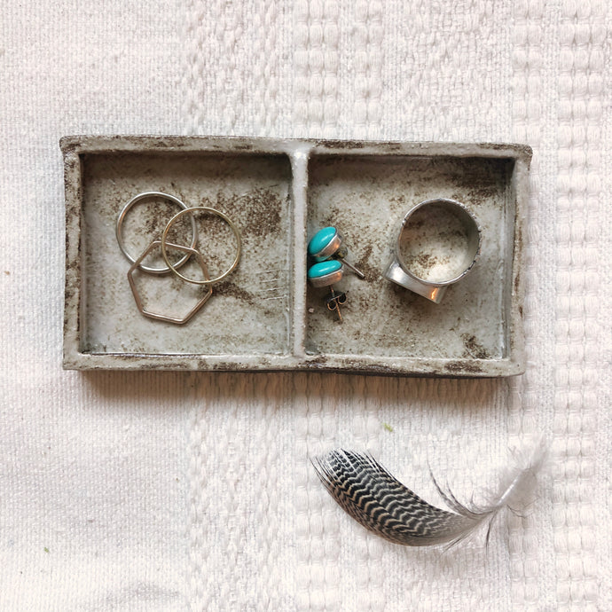 Small Palette or Jewelry Keeper