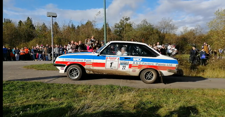 Lombard Rally Bath 19th October 2019 - Bryn Bach Parc Tredegar