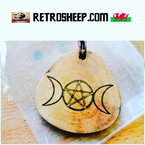 TRIPLE GODDESS BY RETRO SHEEP HANDMADE IN WALES  RETROSHEEP.COM