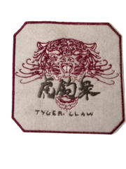Cyberpunk 2077 Tiger Claws Gang Patch Embroidered Patches #Cyberpunk2077