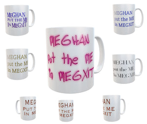 Meghan Put the ME in MEGXIT #Megxit