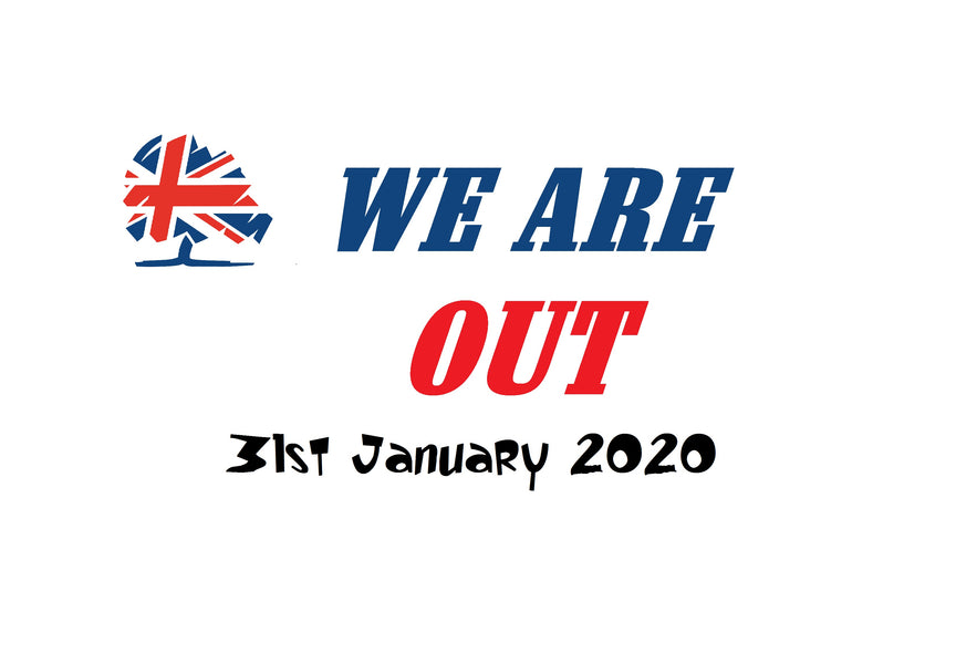 BIG BEN CHIMES For BREXIT 31st January 2020 #Brexit #BigBen #WeareOut