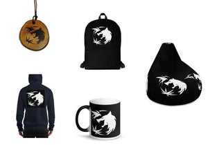 The Witcher Gamer Clothing and Fashion Accessories #GamerGifts #Witcher
