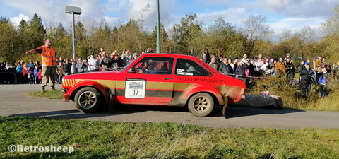 Lombard Rally Tredegar 19th October 2019 Photos by ©Retrosheep