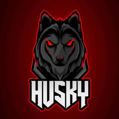 HUSKY GAMING  CHANNEL