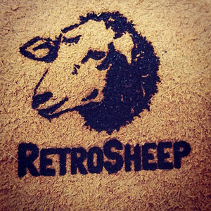 Retro Sheep Handmade in Wales