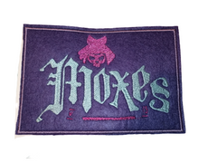 Moxes Gang Patches #Cyberpunk