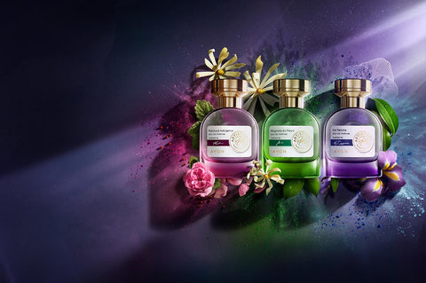 The new brand Artistique Parfumiers