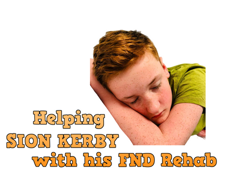 Helping Sion kerby to Rehab #FND