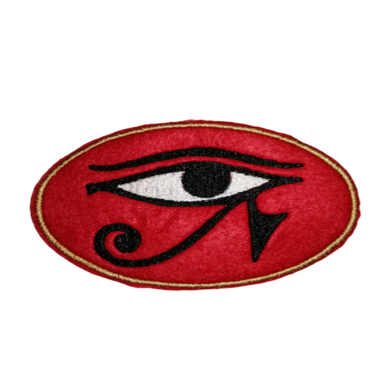 All Seeing Eye of Horus Patch by retrosheep.com