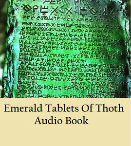 THE EMERALD TABLETS OF THOTH THE ATLANTEAN HERMES TRISMEGISTUS