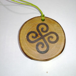 Bashkort Sun Fertility choker Pendant Handmade Wood Charm Necklace Earrings Keyring #Fertility