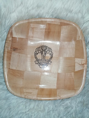 Celtic tree of life Serving Bowl Home Table Decor Basket Bowl #Celtic