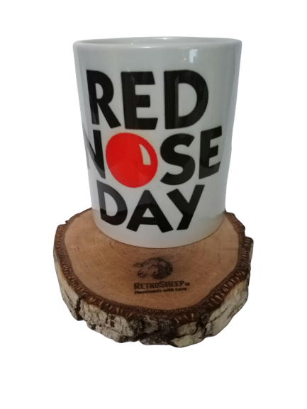Red Nose Day Mug #RedNoseDay